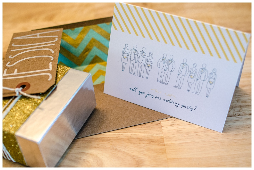 LGBT inclusive free wedding party cards download