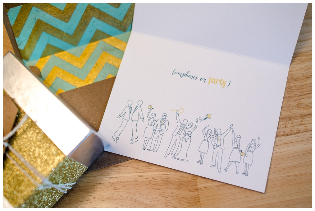 free printable modern wedding party invite cards