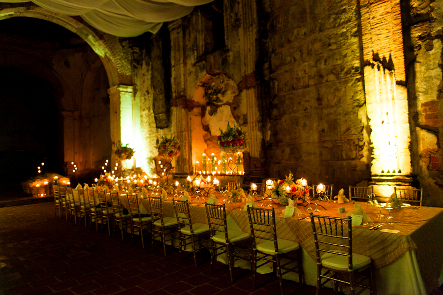 most romantic wedding antigua