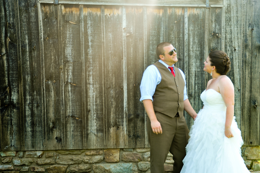 vintage maryland carnival wedding
