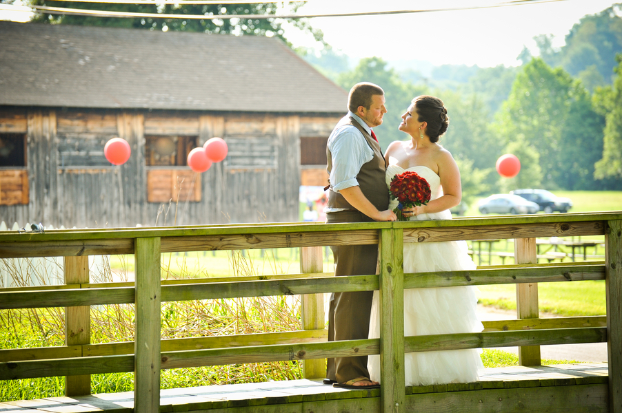union homestead wedding real maryland weddings