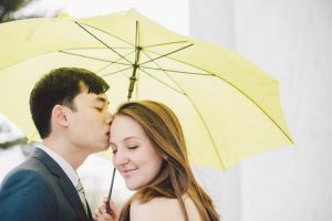 how i met your mother engagement pictures