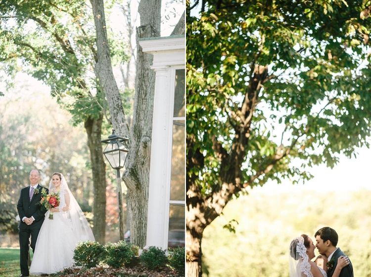 personalized rustic murray hill wedding