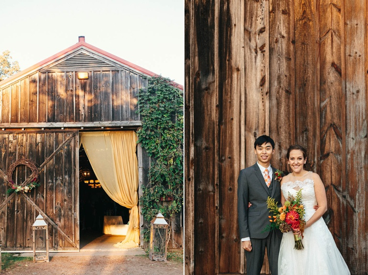 stunning barn wedding washington dc murray hill