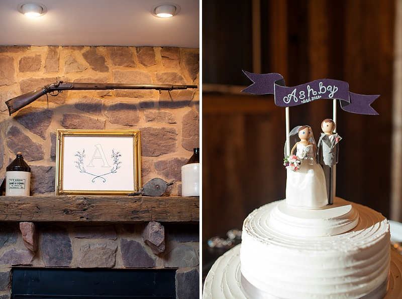 DIY Northern Virginia wedding details