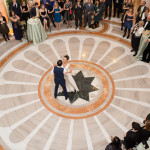 Sara & Kiran's Intimate, Urban Winter Wedding in Washington, DC