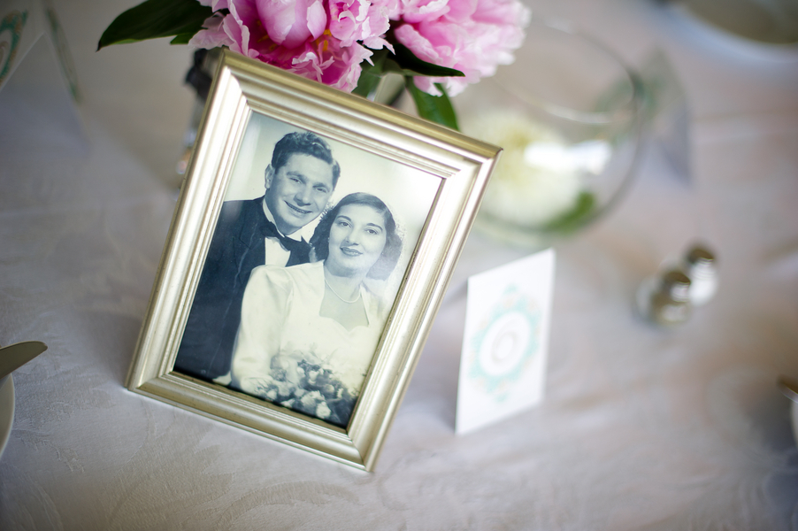 vintage spring Northern Virginia wedding