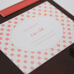 "Wedding Advice: Wedding Invitation ""Must Haves"" with Little Bird Creative"
