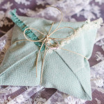 DIY Tutorial: How to Make a DIY Ring Bearer Pillow