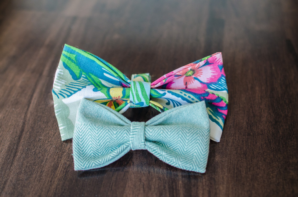 DIY bowtie tutorial