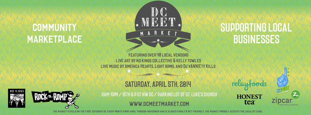 DC local market wedding vendors