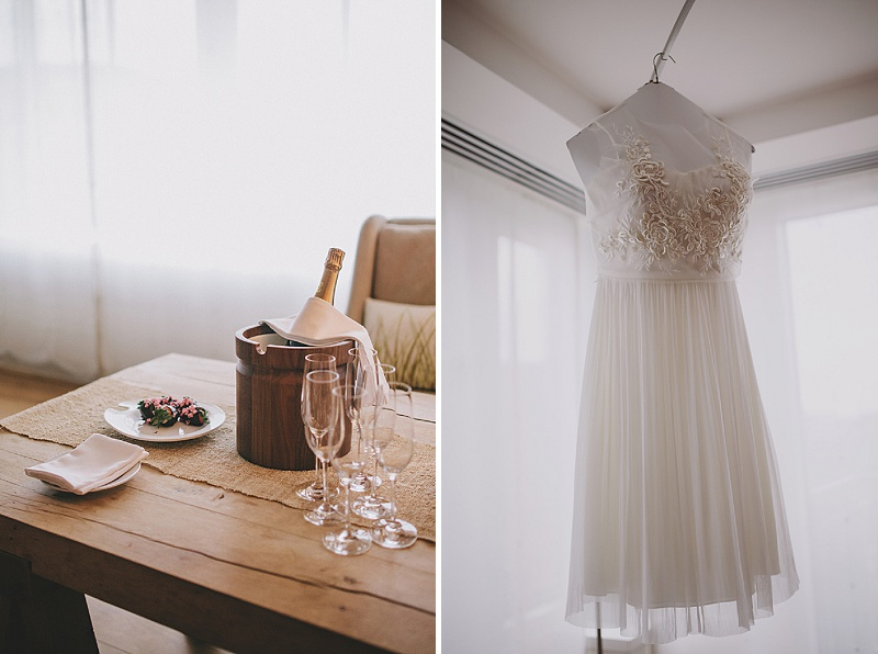 intimate moden bhldn wedding dress