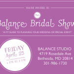 DC Wedding Show: The Balance Bridal Show