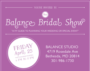 Balance Bridal Show_sidebar