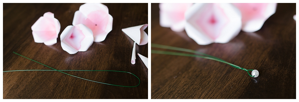 diy how to paper rose tutorial