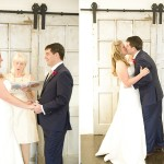 Sarah & Dave's Modern, Intimate Washington DC Wedding at Fathom Gallery