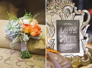 coffee wedding details ideas