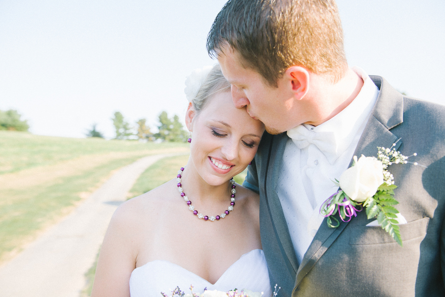 mint green springtime maryland wedding