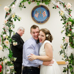 Carolyng & Lee's Offbeat, Fun Elopement & Courthouse Wedding in DC