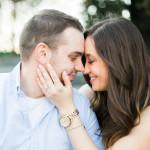 Corey & Anna's Cherry Blossom, Washington DC Engagement Pictures