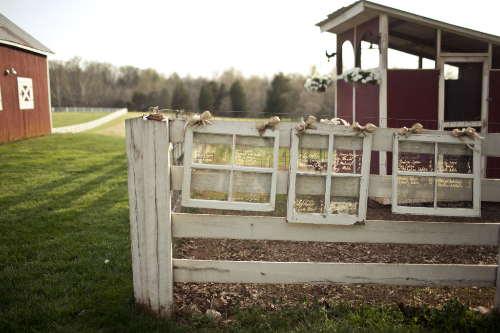 rustic DIY farm wedding details