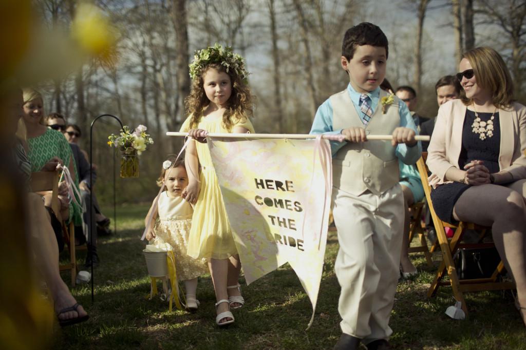 rustic DIY farm wedding details