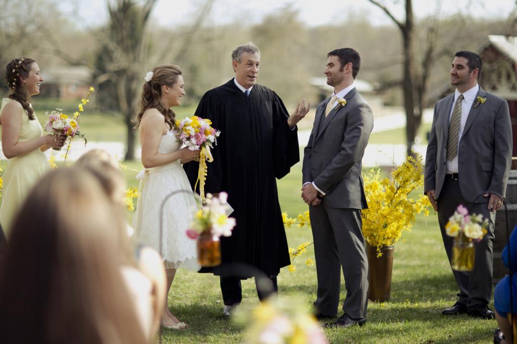 personalized wedding ceremony