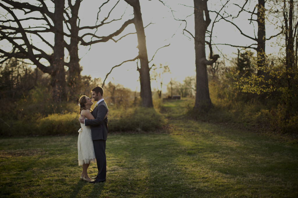 rustic virginia wedding portraits