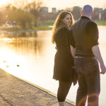 Kate & Eric's Laid Back, Washington DC Engagement Pictures