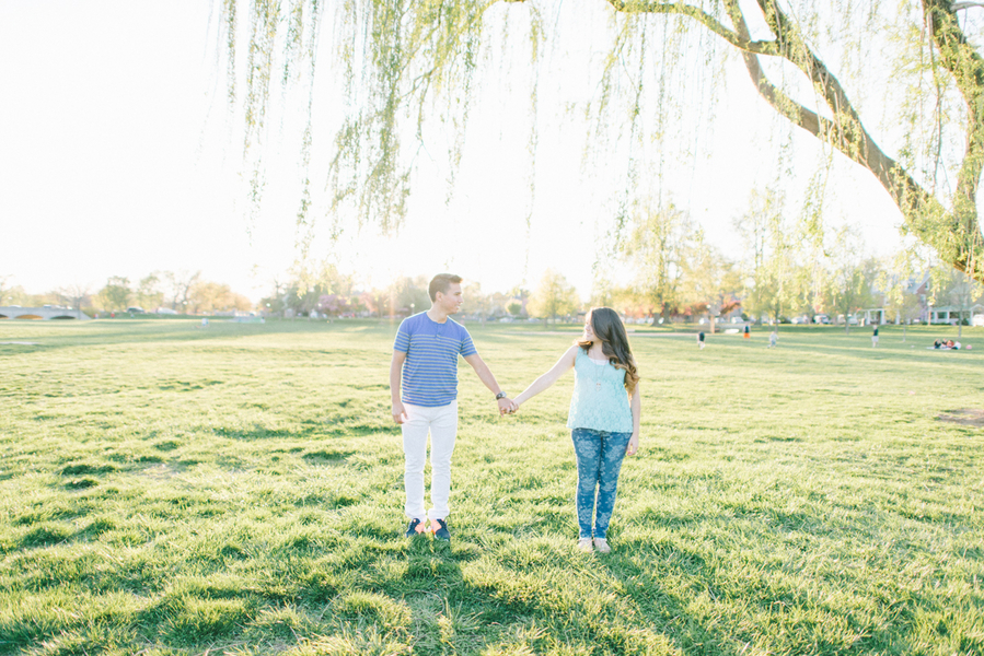 Frederick Maryland Engagement Pictures (4)