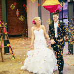 Capitol Inspiration: A Modern Pinata Inspired Wedding Styled Shoot