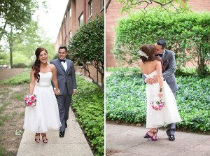 modern intimate arlington virginia wedding (8)