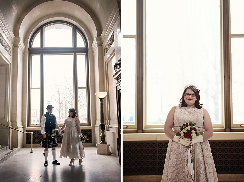 offbeat intimate washington dc wedding (28)