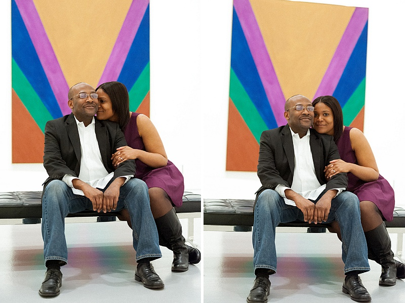 washington dc engagement pictures Hirshhorn Museum (6)