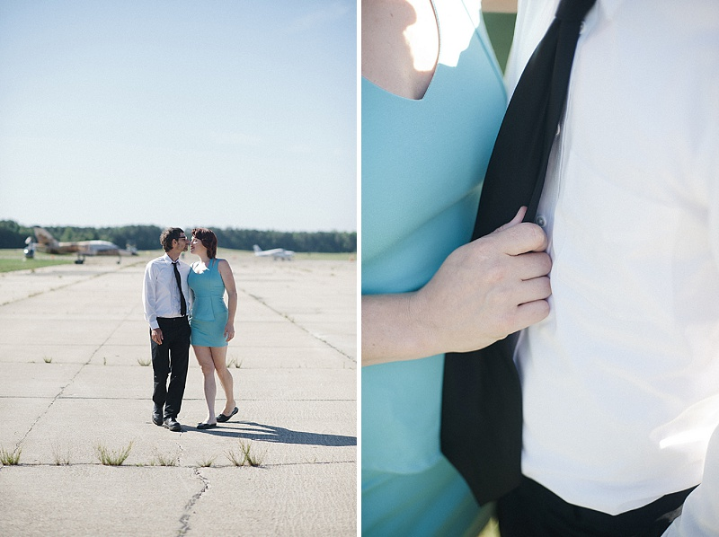 airport hanger engagement pictures virginia (1)