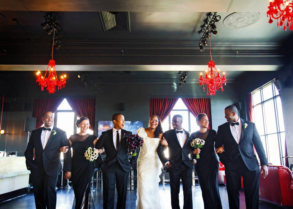 Alexis Amp Jason S Modern Washington Dc Wedding At The W