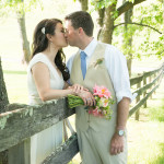 Christina & Edward's Eclectic, Handmade Smokey Glen Farm Wedding in Maryland
