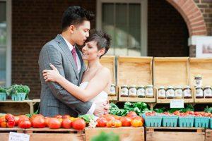 farmers market wedding pictures brunch wedding in Virginia (18)