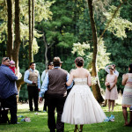 Shannon & Jae's Eclectic, Handmade Woodend Sanctuary Wedding