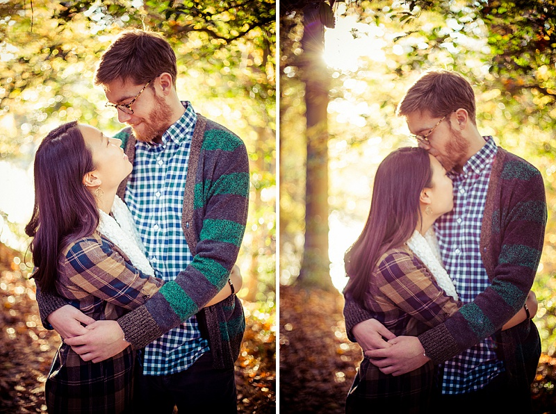 hipster virginia engagement pictures fall (3)