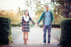 hipster virginia engagement pictures fall (7)