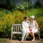 Sharon & Michele's Intimate, Localized Washington DC Wedding