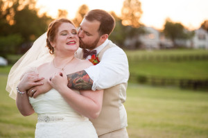 rustic DIY red white blue Virginia wedding (23)
