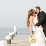 Wendy & Nathan's Personalized, Waterfront Wedding in Maryland