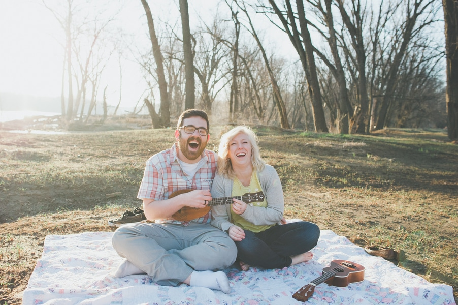 alternative hipster virginia engagement pictures (1)
