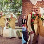 Ashley & Jason's Simple Linden Row Inn Wedding in Virginia