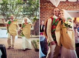 simple modern green Virginia Inn wedding (10)