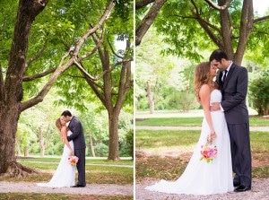 summer garden wedding maryland pictures (5)