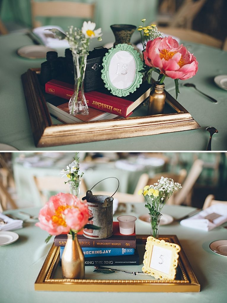 thrift store travel themed barn wedding virginia pictures (20)