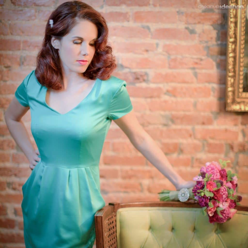1950 S Style Wedding Hair: Capitol Inspiration: 1950s & 1960s Bridesmaid Hair And